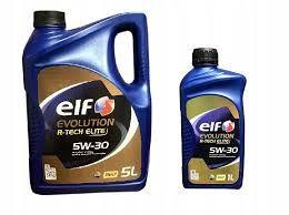 Масло ELF evol. r-tech elite 5w30