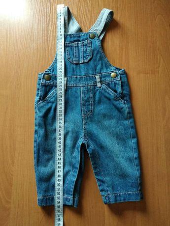 Комбінезон джинсовий дитячий