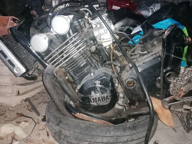 Motor Yamaha fazer 600 FZS