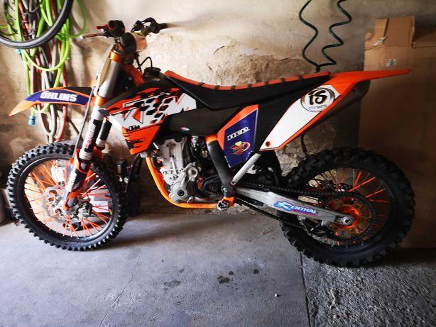 Cross ktm sx-f 450