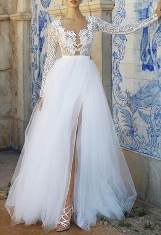 Sprzedam suknię ślubną projektu Agnieszki Światły