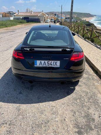 Audi TT S-line mk3 linha ASG
