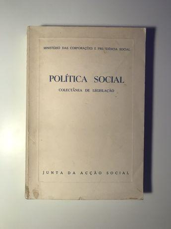 Política Social - 1963