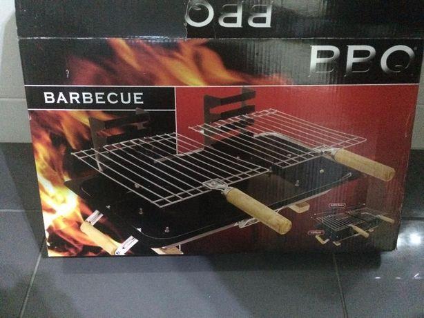Barbecue novo