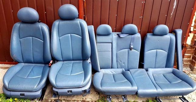 Fotele Kanapa Mercedes E klasa W211 Sedan
