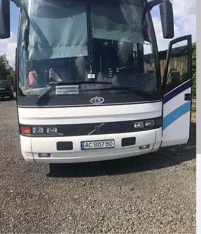 Автобус Volvo B12
