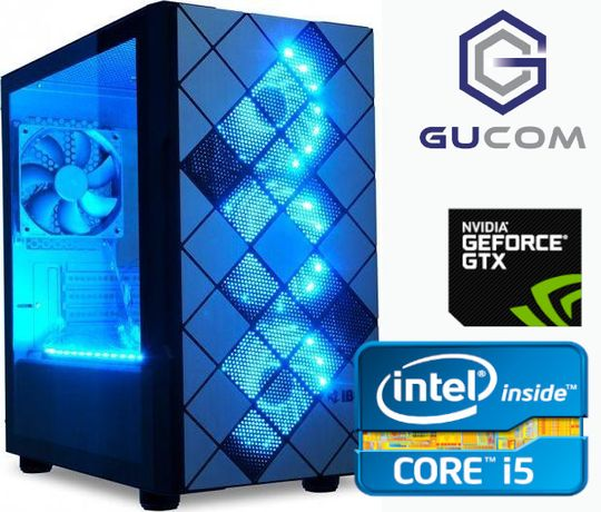 Komputer do GIER - I5 6500 GTX 1660 SUPER 16GB SSD