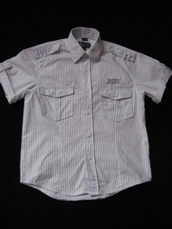 Koszula sportowa dla chłopca roz. 116