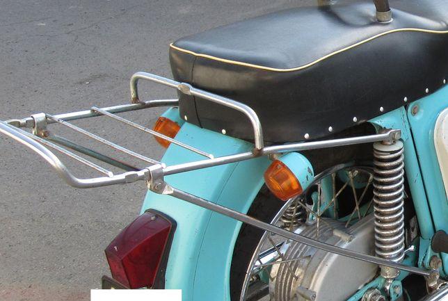 Багажник для мотоцикла ИЖ. Времён СССР 70-тых годов. Оригинал 100%