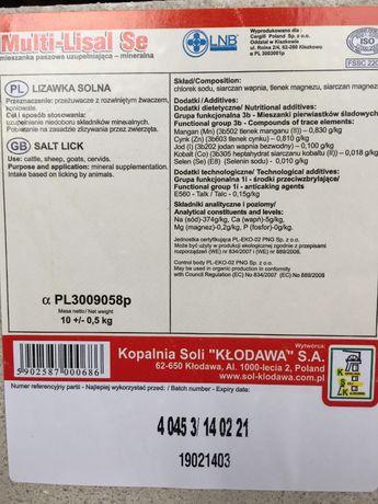 Lizawka Multi-Lisal Se - czerwona - dostawa
