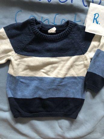 Sweter h&m r.74