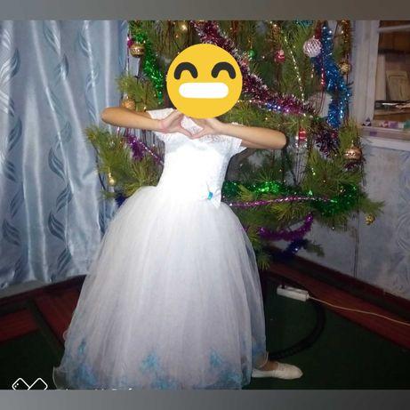 Пышное платье на праздник