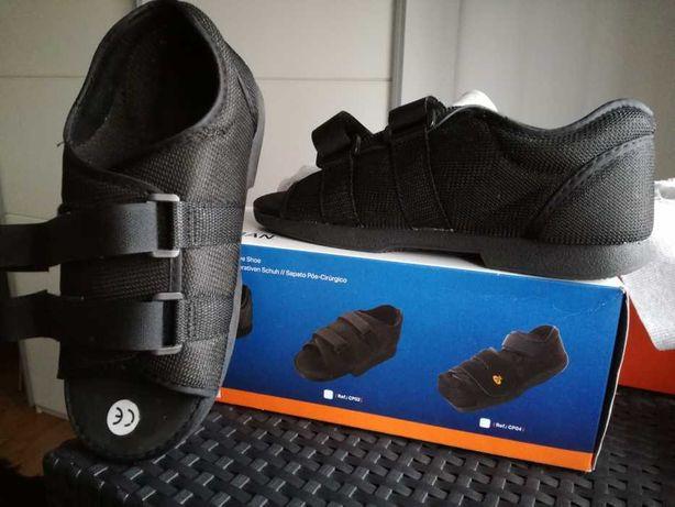 Sapatos pós cirúrgicos