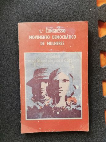 1º congresso movimento democrático de mulheres