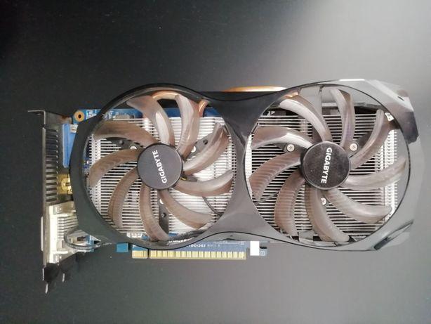 Karta graficzna NVIDIA GeForce GTX 650 TI 2GB 128 bit