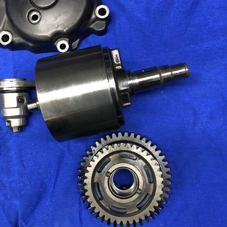 Magneto Koło Magnesowe pokrywa Alternator napinacz Yamaha R1 Rn12 rn19