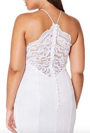 Свадебное платье бренда Jarlo с биркой