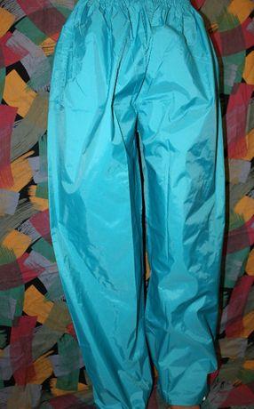 Штаны влагостойкие из нейлона размера XL,Nylon.