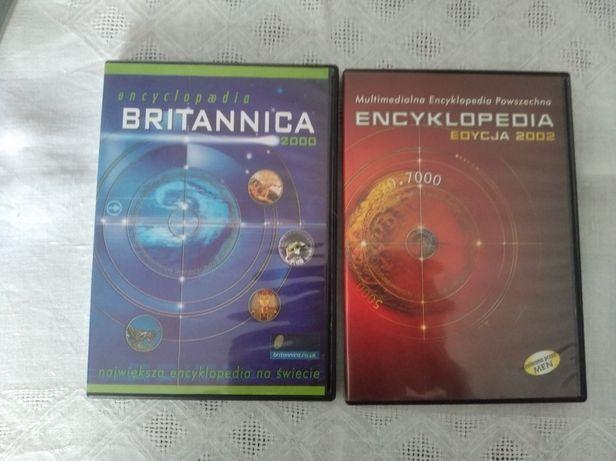 Encyklopedia Britannica i Multimedialna Encyklopedia Powszechna