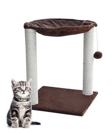 M17047 Drapak dla kota hamak super leżanka dla małych i dużych kocięta