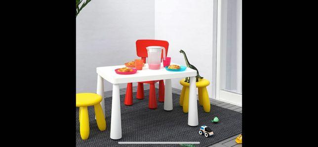Дитячий столик Mammut