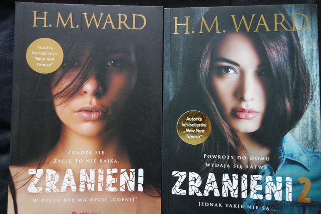 H.M. Ward Zranieni 2 tomy