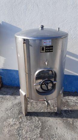 Cuba em Inox 260 litros