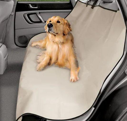 Защитный коврик в машину для собак PetZoom, коврик для животных в авто Киев - изображение 1