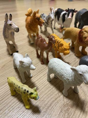 Животные фигурки