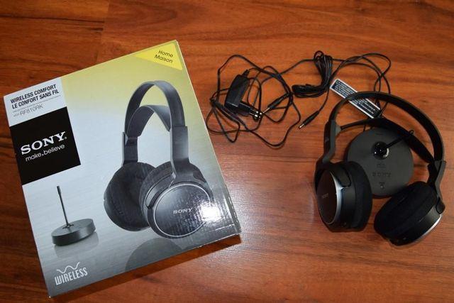 Słuchawki Sony MDR RF 810rk bezprzewodowe nowe!!!