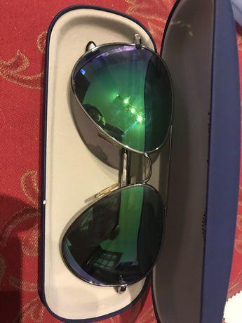 Óculos de sol Polaroid PLD 1017/S 3YG com pouco uso, bom estado