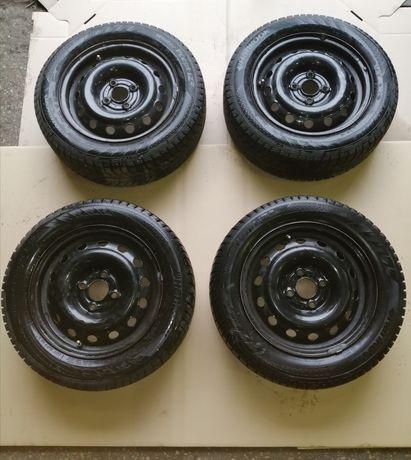 Продам диски в сборе с резиной Hankook 185/60 R14