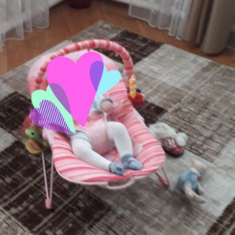 Клісло каталка дитяче