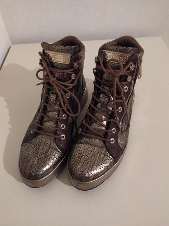Guess Gucci оригінал ботинки ботінки снікерси сникерсы