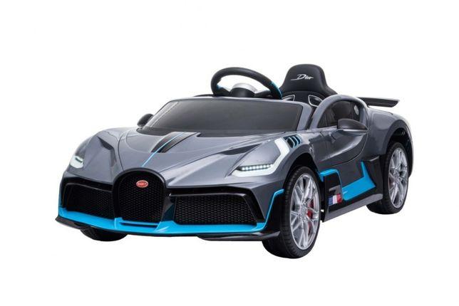 Najnowszy model Bugatti na akumulator dla dzieci, skóra pilot!!!