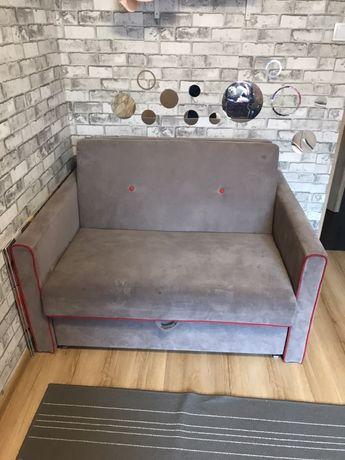 Sofa, kanapa. Rozkladana, dwuosobowa. Stan bdb.