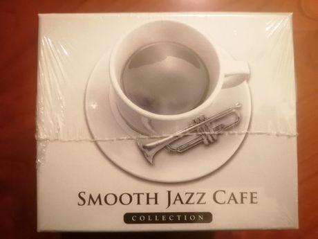 10 CD Box Smooth Jazz Cafe Collection Marka Niedźwiedzkiego