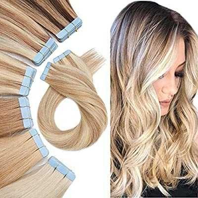 натуральные волосы блонд 40 см волосы наращивания волосся нарощування