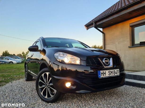 Nissan Qashqai Jak z Salonu Nissan Qashqai Z Niemiec Benzyna Alu Kamera Panorama
