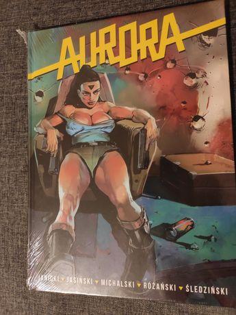 Aurora komiks nowy folia