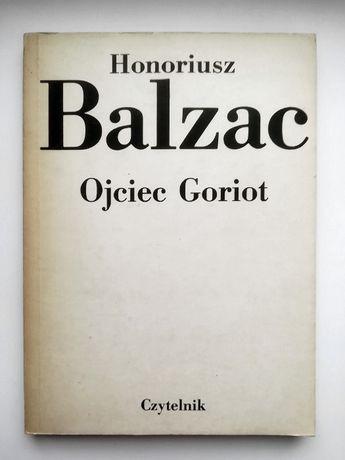 książka OJCIEC GORIOT - Honoriusz Balzac