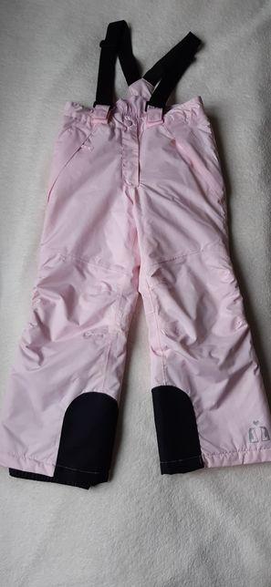 Kombinezon spodnie  dziewczęce 110