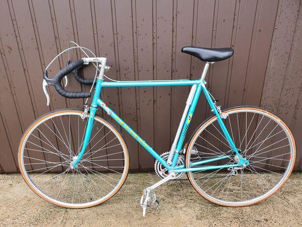 Sprzedam rower szosowy Peugeot Course Shimano 105 Simplex klasyk retro