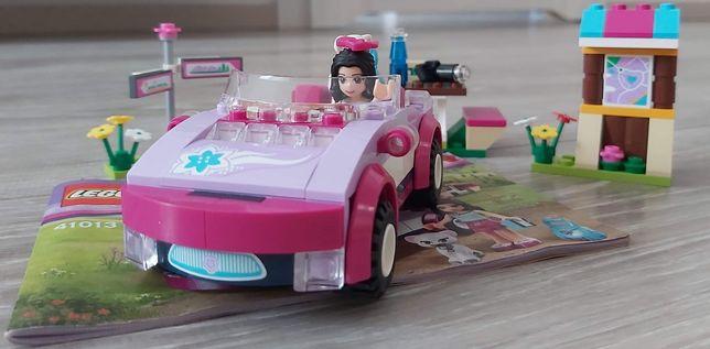 LEGO zestaw Lego Friends 41013 wóz sportowy Emmy UNIKAT