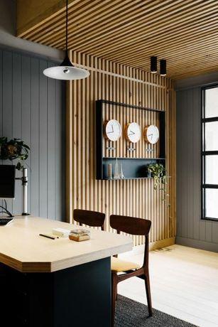 Декоративная рейка, реечный фасад, баффели