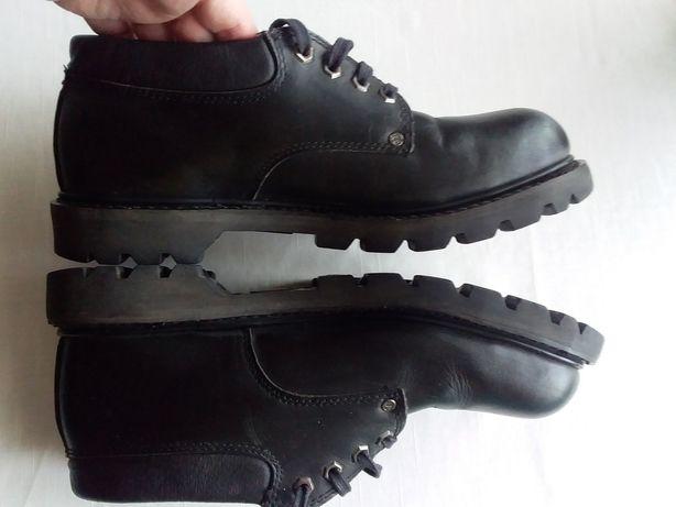 Оригинальные ботинки Caterpillar size 42 27.5 стелька Стальной носок