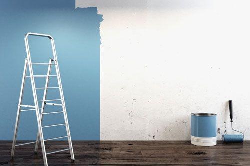 Malowanie ścian, sufitów, odświeżenie mieszkań, panele itp