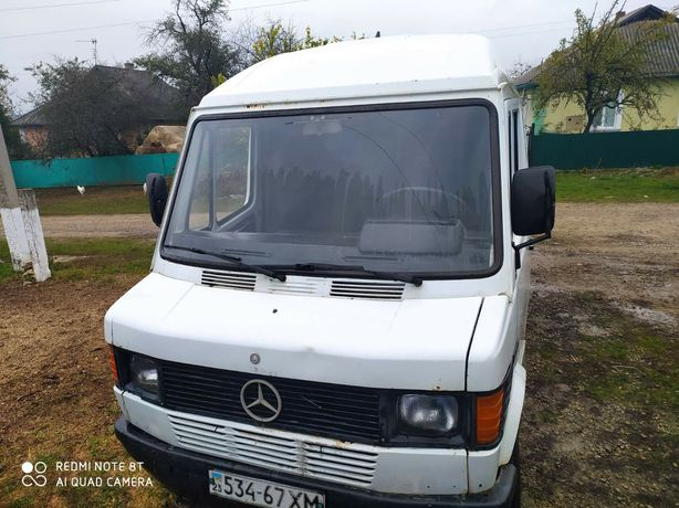 Мерседес бенз 307, Mercedes Benz