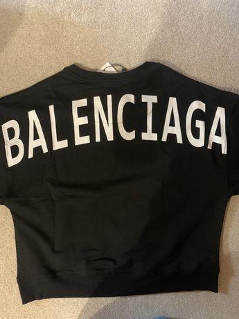 Bluza Balenciaga oversize