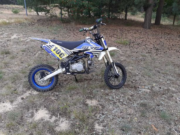 Pitbike mrf 140 RC-Z
